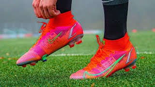 Mbappé & CR7 Schuhtest - Nike Mercurial Superfly 8 Review