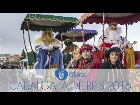 CABALGATA ORDES 2016