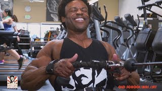 Breon Ansley's Pre-Contest Workout – Part 3