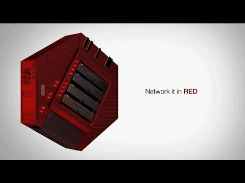 WD Red NAS Drives - Überblick