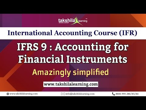 International Financial Reporting Standards (IFRS Course Online)