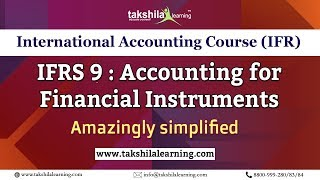 Accounting for Financial Instruments: Elements of Financial Instrument (IFRS Online Classes )