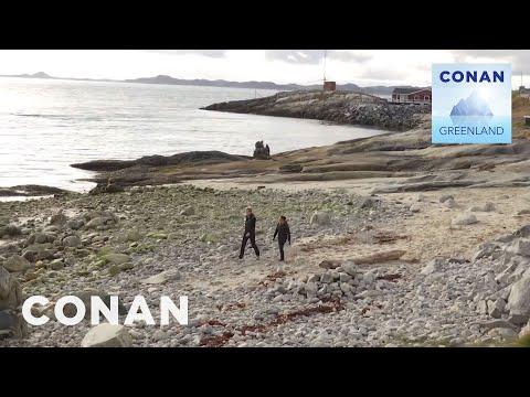 Conan v Grónsku #6: Vystřižené scény
