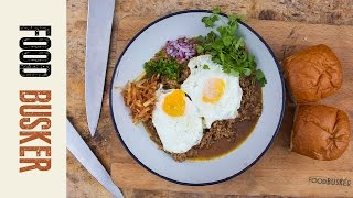 Dishoom Chicken Keema | Food Busker by Food Busker