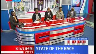 State of the race : Have the presidential candidates articulated  key issues facing Kenyans