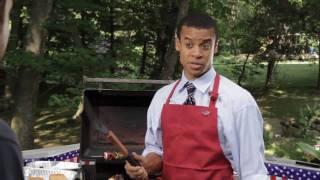 Barack Obama's BBQ