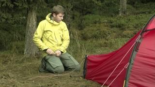 Hilleberg Akto - Pitching Instruction