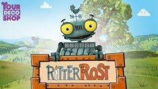 RITTER ROST - EISENHART & VOLL VERBEULT - Deko Trailer zum Kinofilm - 2013