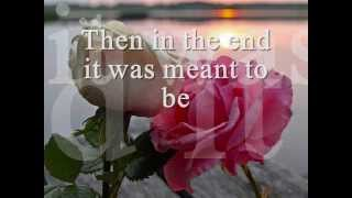SOME GOOD THINGS NEVER LAST - Barbra Streisand (Lyrics)