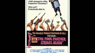 19. Until You Love Me - Henry Mancini (The Pink Panther Strikes Again)