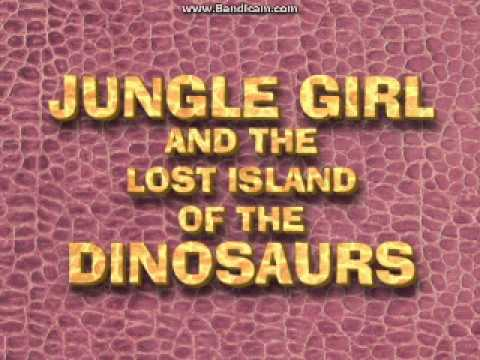 Opening To Jungle Girl And The Lost Island Of The Dinosaurs 2014 DVD