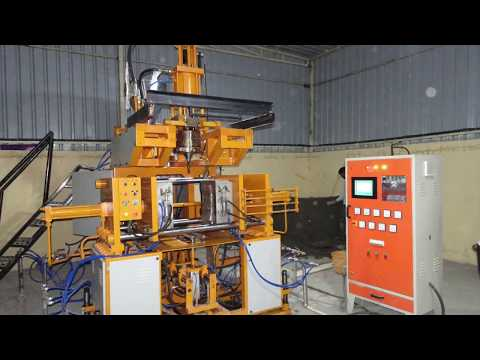 5 to 20 Ltrs Blow Moulding Machine