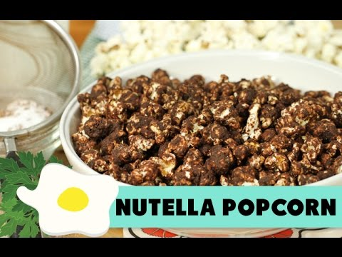 Video Resep Nutella Popcorn