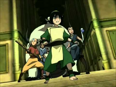 Avatar: The Last Airbender Season 2 Trailer