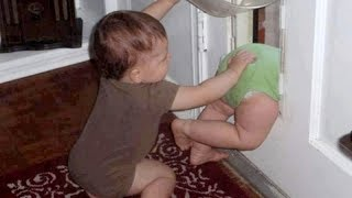 TRY NOT TO LAUGH at SUPER FUNNY KIDS - Funny KID & BABY compilation