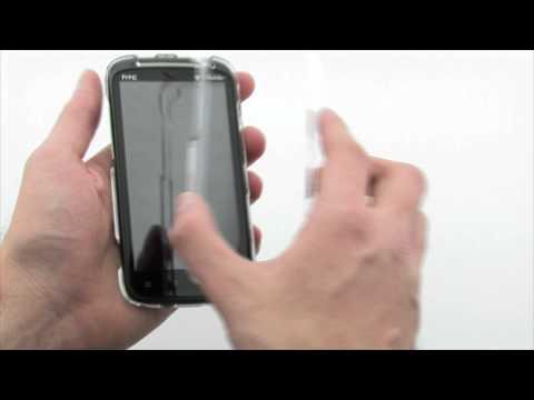 Mobi Products Crystal Case for HTC Sensation