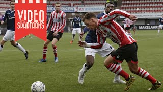 Samenvatting Jong Sparta Rotterdam - Koninklijke HFC