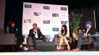 SIFF 2013 Tribute Interview with Mary Louise Parker & Demian Bichir