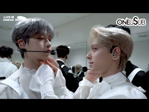 [ENG SUB] LIVE ONEUS    Twilight Promotion BEHIND #2