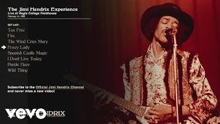 Jimi Hendrix, The Jimi Hendrix Experience - Foxey Lady - Regis College 1968 (Audio)