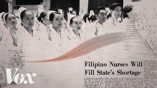 Why the US has so many Filipino nurses