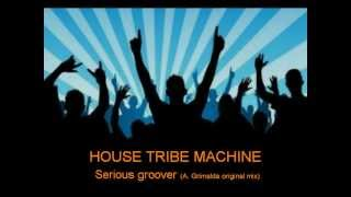 100% FUNKY HOUSE - Serious Groover (2012 Original mix) 120bpm