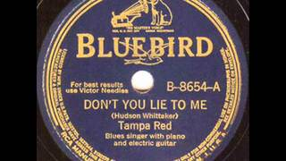 Tampa Red You Better Let My Gal Alone (1960)