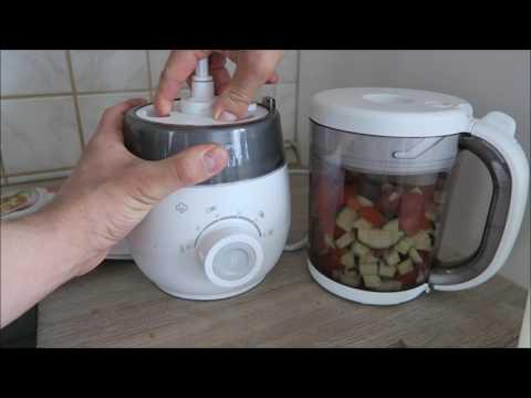 Philips Avent SCF875 Babynahrungszubereiter - Süße Paprika