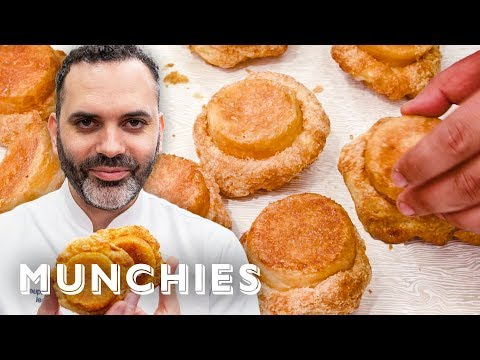 How To Make Dominique Ansel's Best Pastry: The DKA