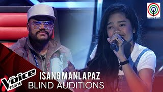 "Isang Manlapaz excites Coaches with stunning ""Isang Linggong Pag-ibig"" cover.  To watch more videos visit:  http://entertainment.abs-cbn.com/tv/shows/thevoiceteens/main  Subscribe to the ABS-CBN's The Voice channel! http://bit.ly/TheVoiceTeensPhilippines  Watch the full episodes of The Voice Teens Season 2 on iWant for Philippine viewers, click:  http://bit.ly/TheVoiceTeensSeason2-iWant  For more updates visit our official website!  http://thevoice.abs-cbn.com/  Facebook: https://www.facebook.com/TheVoiceTeensABSCBN Twitter: https://twitter.com/TheVoiceABSCBN Instagram: https://www.instagram.com/TheVoiceTeensABSCBN  #TheVoiceTeensPH #TVTPH #VoiceTEENSisLOVE"