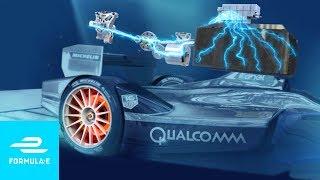 How Does A Formula E Car Have Instant Power?
