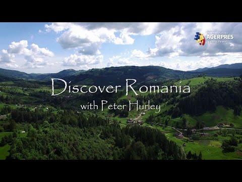 Descoperă România cu Peter Hurley – Documentar