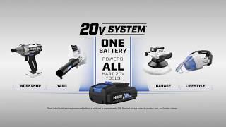 HART 20V System