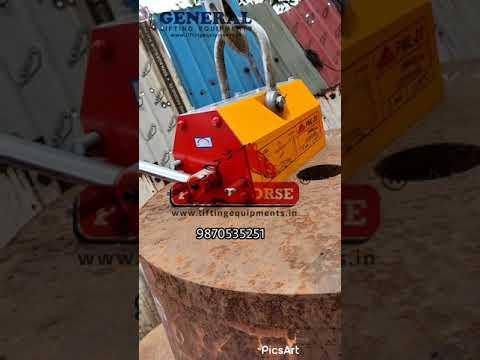 400KG Permanent Magnetic Lifter