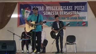 Akad - Payung Teduh (Reggae Cover By Lentera Jiwa)