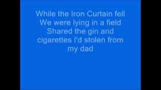 James Blunt - Next time I'm seventeen (lyrics)