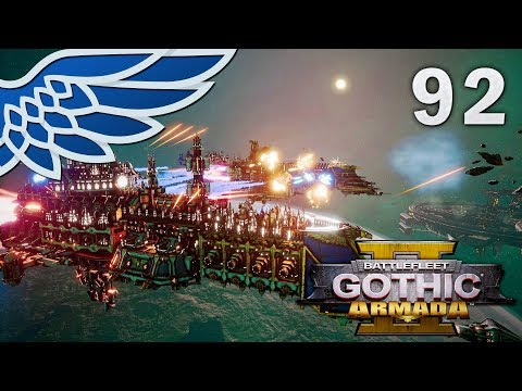 BATTLEFLEET GOTHIC ARMADA 2 | Chaotic Split Part 92 - Imperial Campaign BFGA2 Let's Play Gameplay