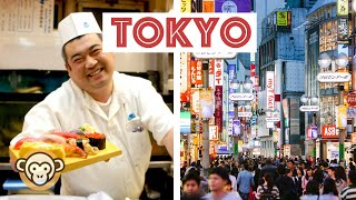 10 AWESOME Things to do in TOKYO, Japan