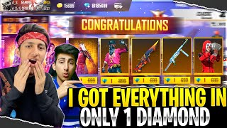 Got Everything In 1 Diamond In Subscriber Account 😍 Buying 12,000 Diamonds - Garena Free Fire