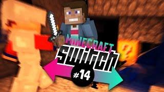 NEEEEEIN! IZZI MACHT ALLEINE LUCKY BLOCK AUF | Minecraft SWITCH #14 | Dner