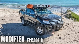 Modified Ford Ranger XLT, modified episode 9