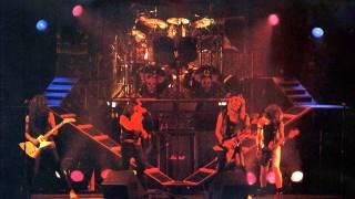 Angeles del infierno - Condenado a vivir ( Directo Valencia 1984 )
