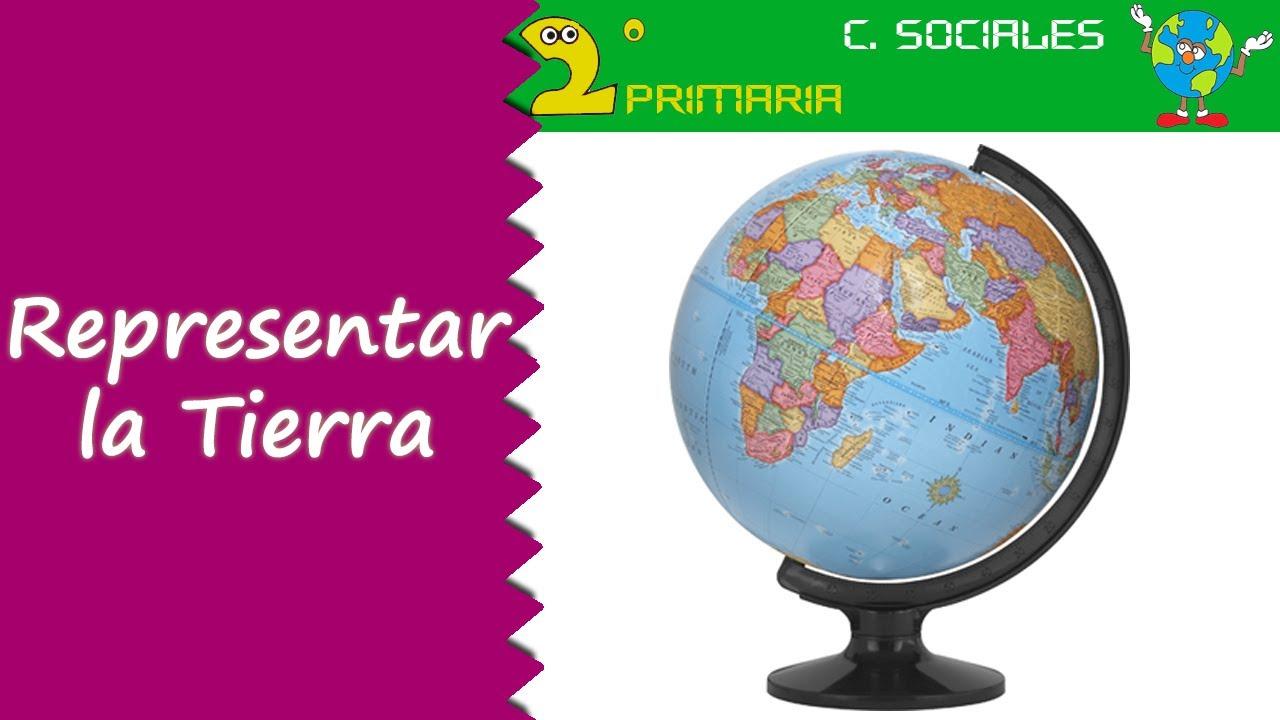 Ciencias Sociales. 2º Primaria. Tema 5. Representamos la Tierra