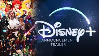 Disney Plus | Announcement Trailer