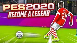 #4 TOUGH TIMES!!! TBJZLPlays Become A Legend PES 2020