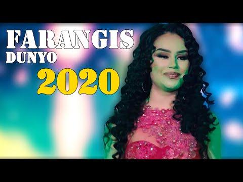 Фарангис Дунё - Туро садокардам (Клипхои Точики 2020)