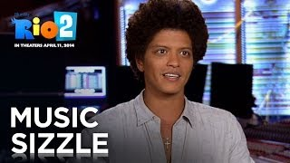 The Beat Goes On - Music Sizzle Featurette - Rio 2