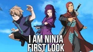I Am Ninja (Free MMORPG): Watcha Playin'? Gameplay First Look
