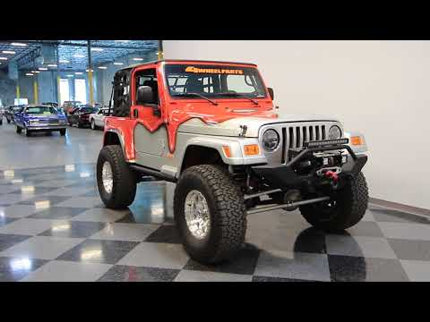 2006 Jeep Wrangler for Sale - CC-1041622