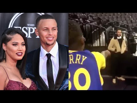 Steph Curry's Wife Ayesha DEFENDS Him for Ignoring Kid Asking for His Autograph
